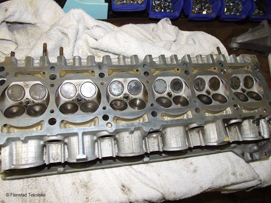 Overhaling Mercedes M104 280 Turbo
